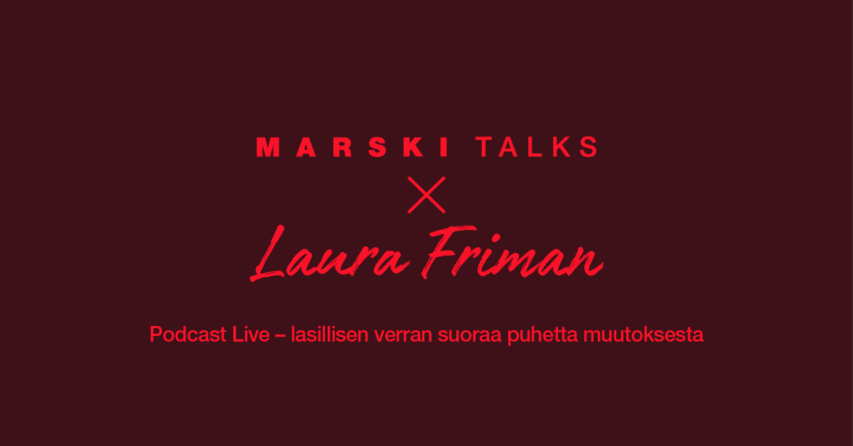Marski Talks -tunnus