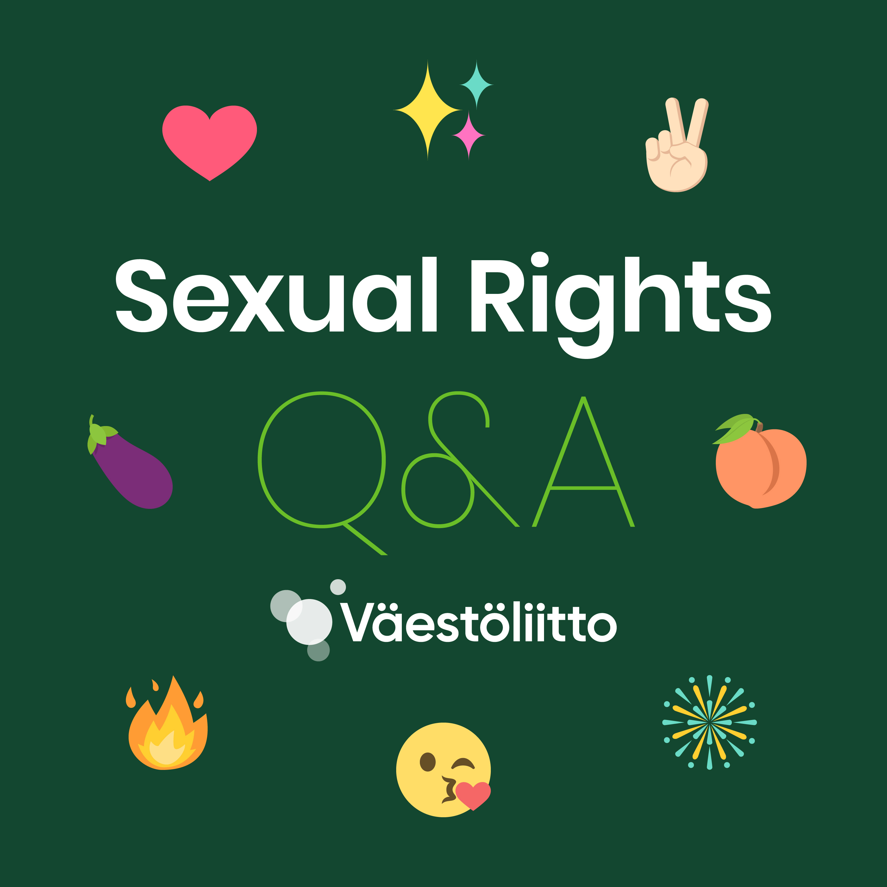 Sexual Rights Q&A