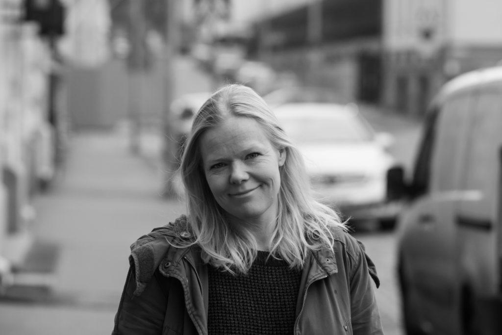 Veera Luoma-aho (Kuva: Matti Kajaste)