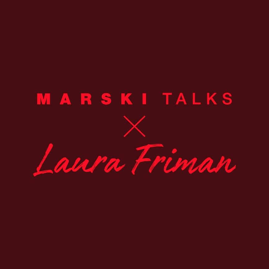 Marski Talks X Laura Friman