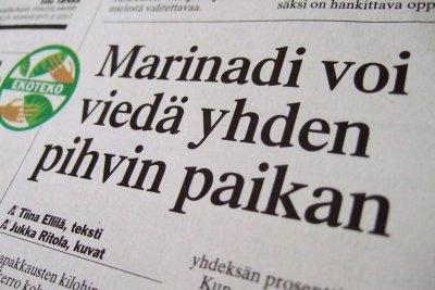 Marinadi