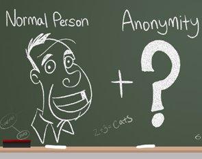 Internet ja anonymiteetti
