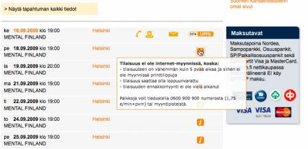 Lippu.fi, osa 2 ja puoli