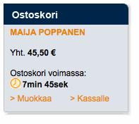 Lippu.fi TIK TAK TIK TAK!